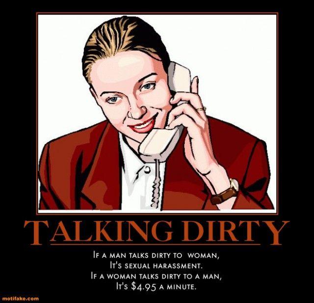 Femdom dirty talk