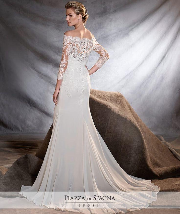 Top 25 best Pronovias 2017 - Abiti da sposa images on Pinterest  EP16