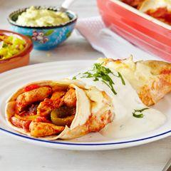 Chicken+Enchiladas