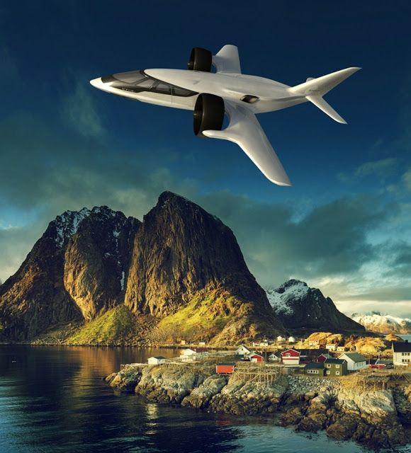 Tecnoneo: XTI Aircraft podría revolucionar los vuelos privados con su innovadora aeronave de aterrizaje y despegue vertical 'Trifan 600'