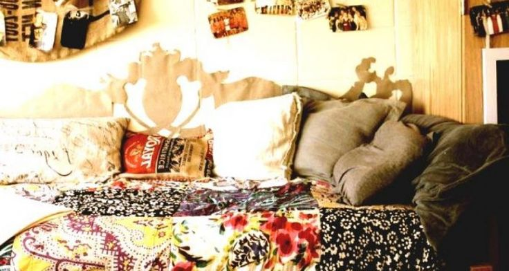Inspiring Dorm Bedding Ideas For New College Students