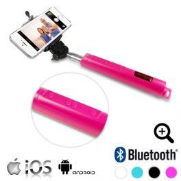 Bastão para Selfies com Bluetooth e Zoom