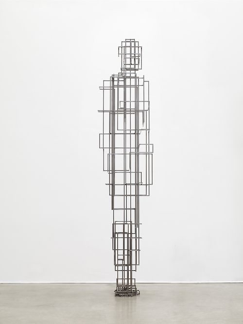 Antony Gormley - Course (2010)