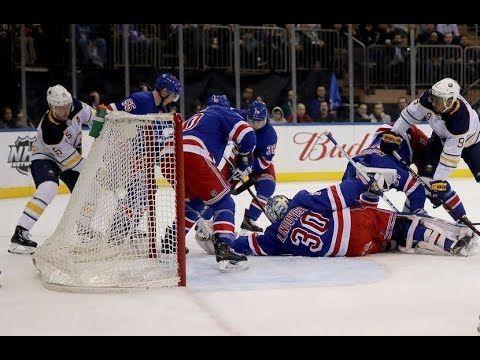 Buffalo Sabres - New York Rangers Geniş Özeti 19.01.2018
