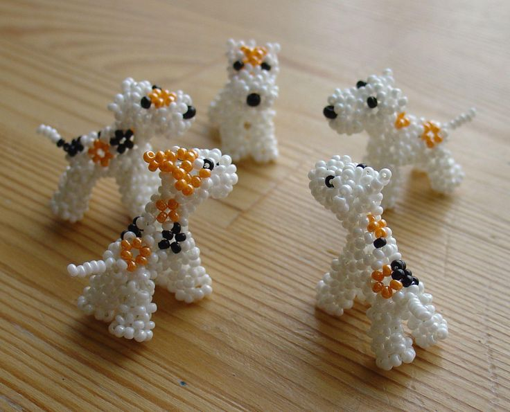 Beaded WFTs.