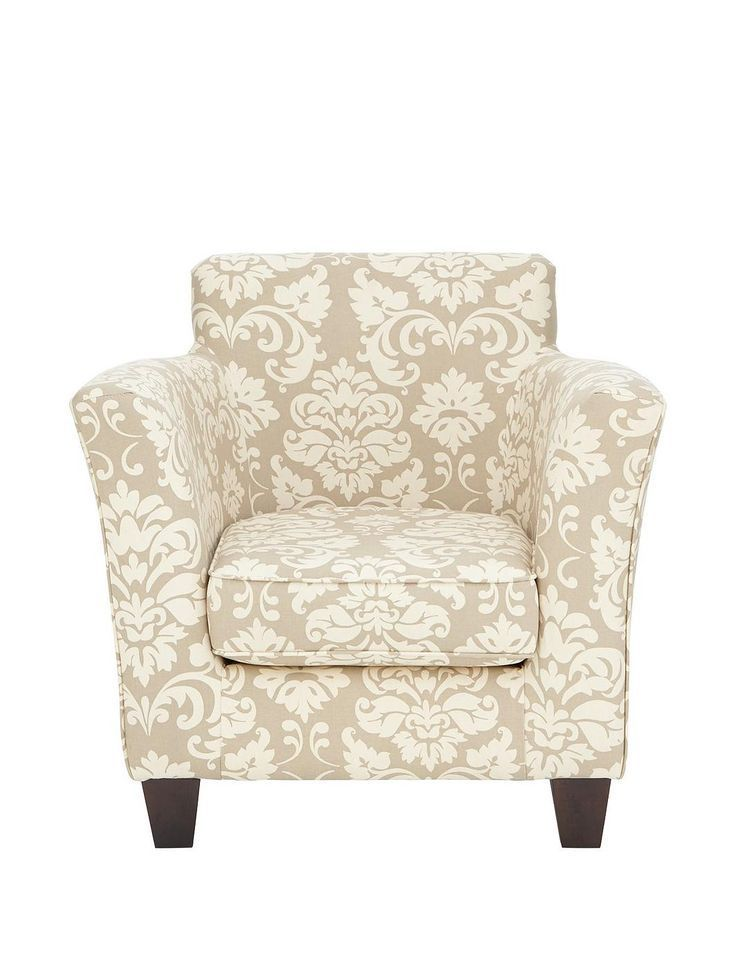 Nancy Printed Fabric Accent Chair | Toned Legs Before And After | How To Reduce …