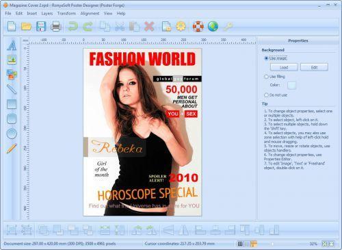 RonyaSoft Poster Designer 2.01.46 free download! http://www.pluscrack.com/graphic-design-software/ronyasoft-poster-designer.html