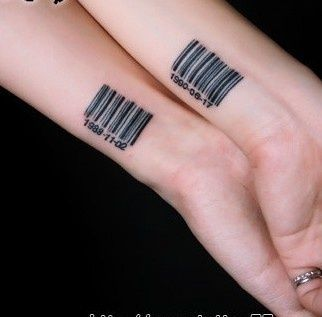 74 Matching Tattoo Ideas To Share With Someone You Love (OKAY. ANYONE