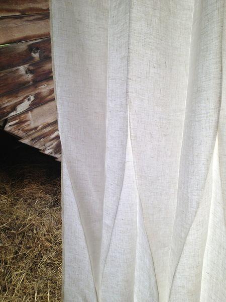 Leinen Vorhang Modell 2