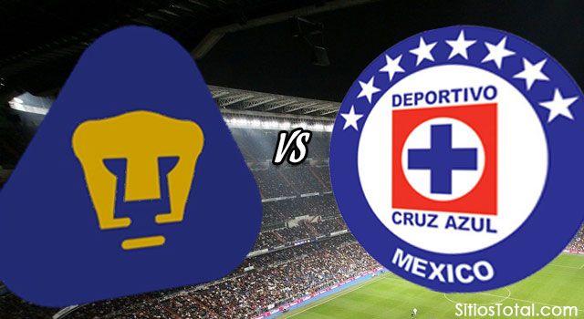 Ver Cruz Azul vs Pumas en vivo online COPA SOCIO MX