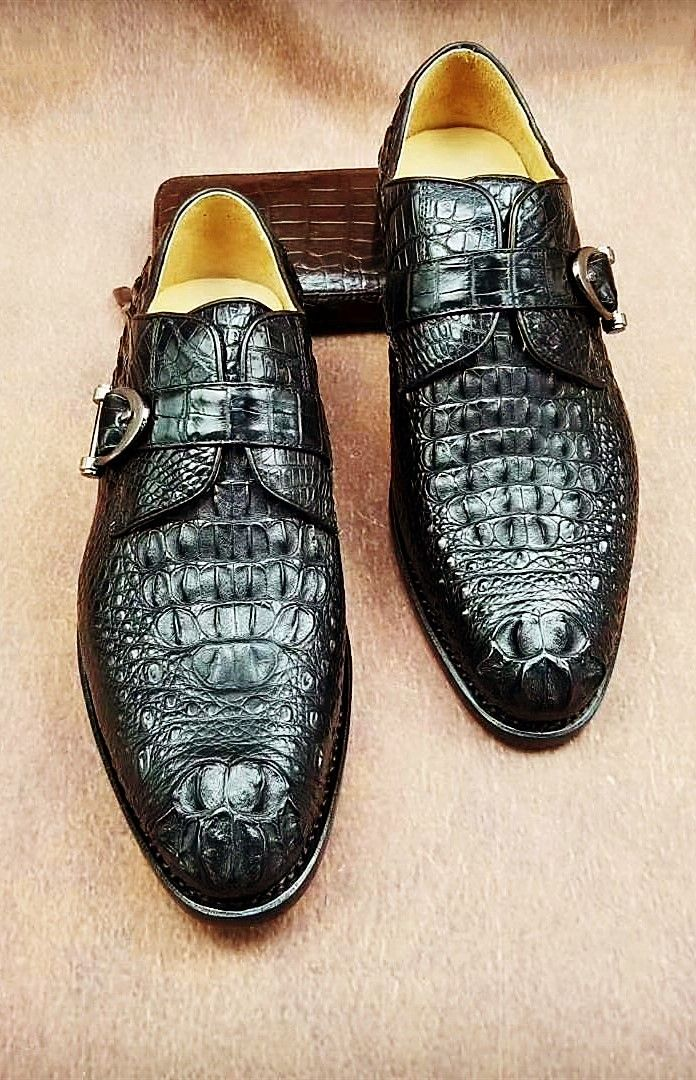 22a0d6ab0a7 Mens crocodile shoes for sale