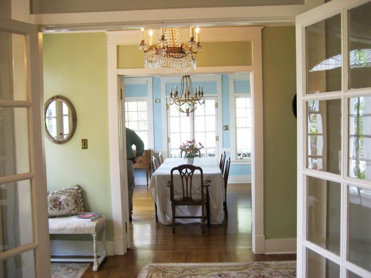 Foyer Interior Kit : Best images about sears house the magnolia on