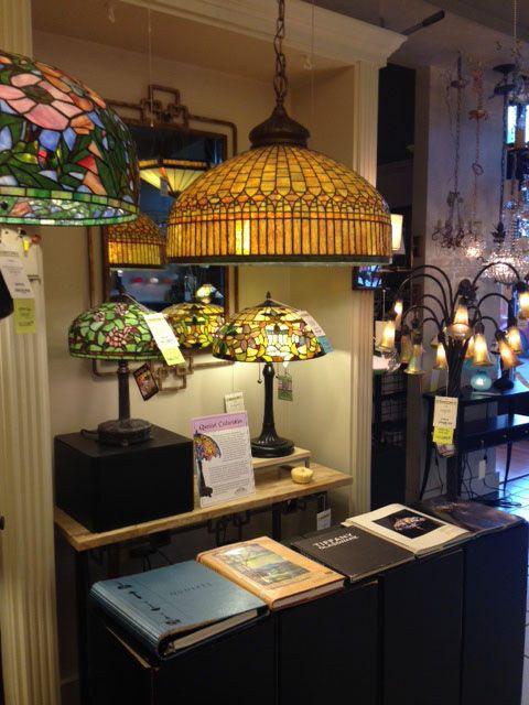 Tiffany Light Fixtures - Huge selection and affordable! & 175 best Haroldu0027s Lighting images on Pinterest   Home lighting ... azcodes.com