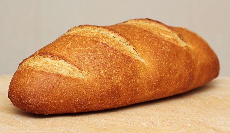 Хлеб из муки 2-го сорта на 6-ти часовой опаре