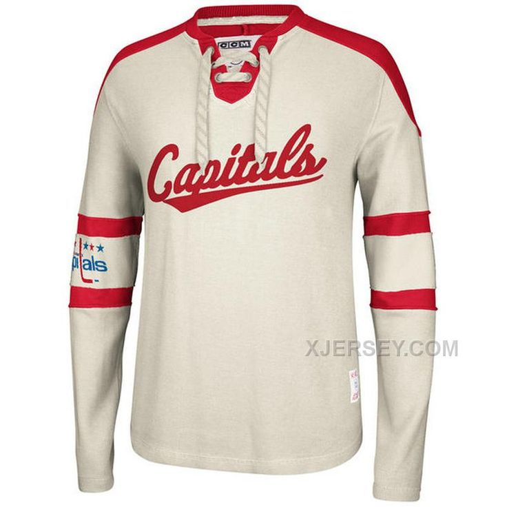 http://www.xjersey.com/capitals-cream-mens-customized-all-stitched-sweatshirt.html CAPITALS CREAM MEN'S CUSTOMIZED ALL STITCHED SWEATSHIRT Only $75.00 , Free Shipping!
