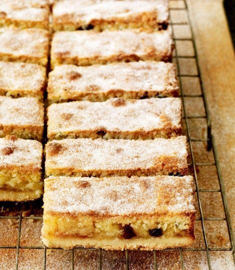 Marmalade-coconut-and-raisin-tray-bake