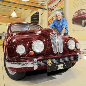 A Spot of Luxury: Jay Leno's 1955 Bristol 403