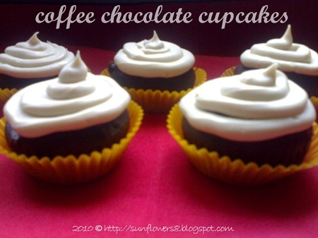 Cupcakes coffee cioccolato Cop | Cakes and sweetness | Pinterest