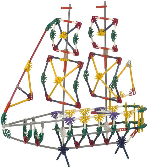 K'NEX User Group - K'NEX Transportation set