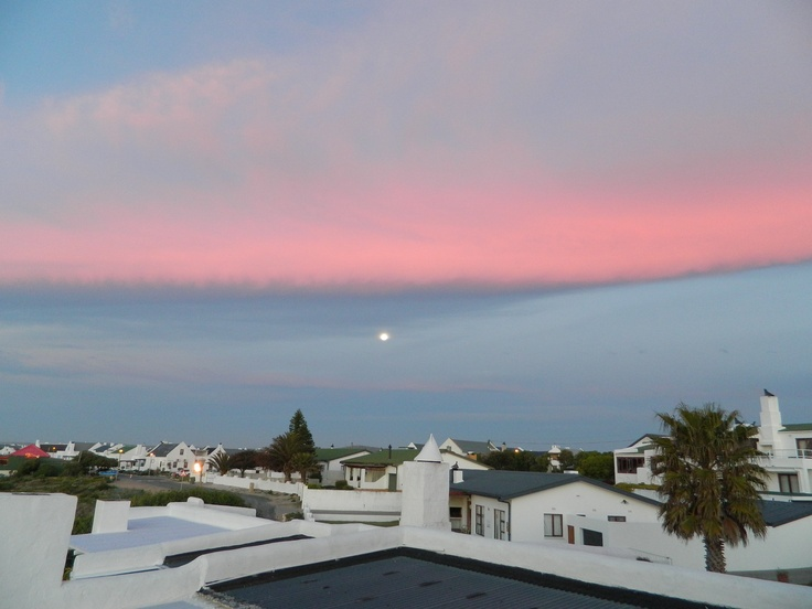 Sunset over Paternoster
