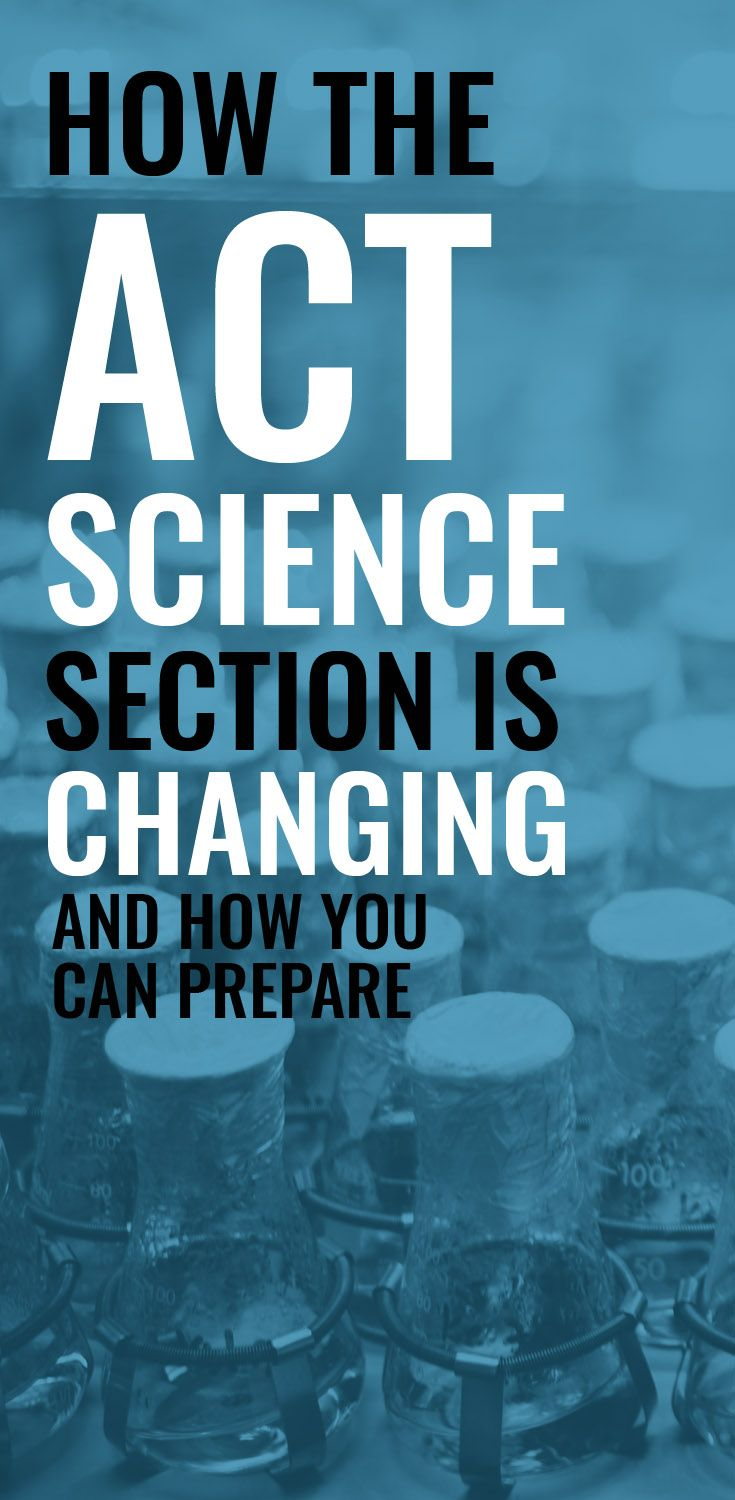 How to prepare for the ever-changing ACT test? Which format should you expect for the ACT Science test? This article provides analysis of ACT Science's recent changes and offers tips to calm your nerves.