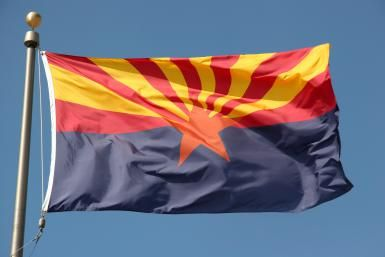 Arizona Statehood Day Celebrates the 48th State: Arizona Flag