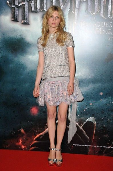 'Harry Potter And The Deathly Hallows Part 2' Paris Premiere (USA & OZ ONLY) - Go Fug Yourself