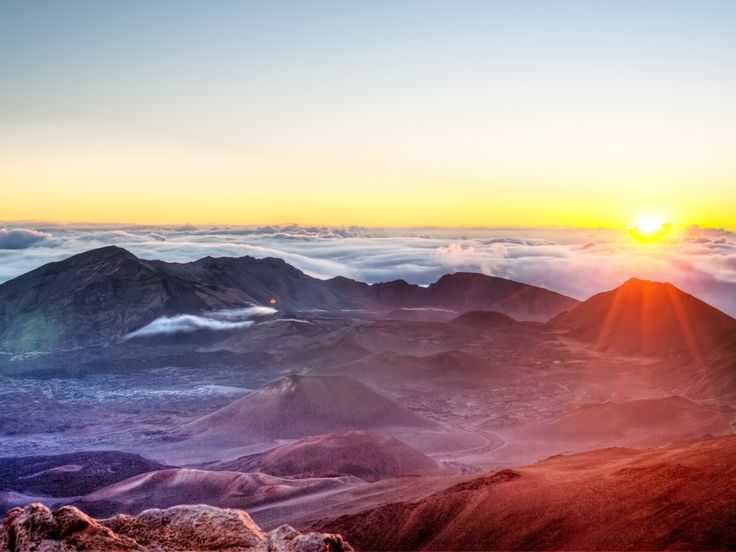 Starting February 1, early risers will need to make a reservation to see the sun rise above the clouds from the rim of the Haleakala volcano at Haleakala National Park. How to go: Allow two to three hours for the drive from most Maui hotels and book one of the 150 spots up to two months in advance at Recreation.gov ($1.50 per car).