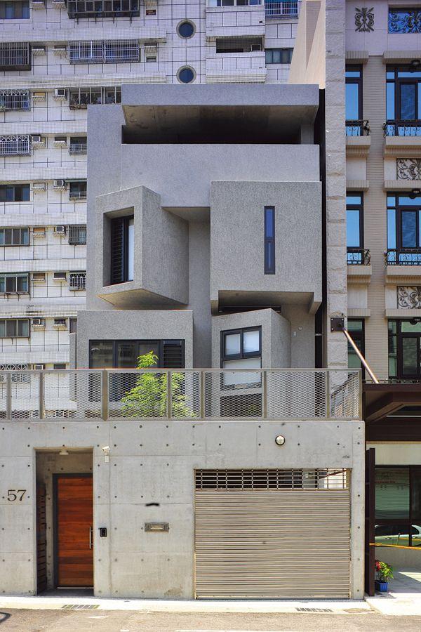 作品檔案1042 i2 建築研究室 台灣建築雜誌2012年7月 Vol.202