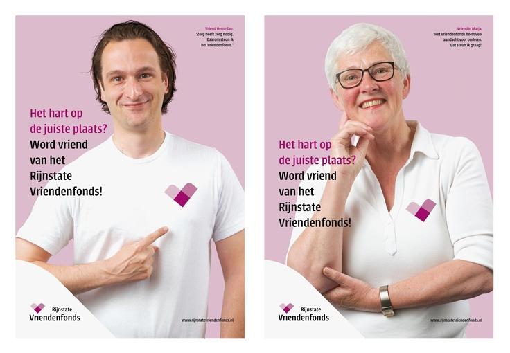 Campagne Rijnstate Vriendenfonds