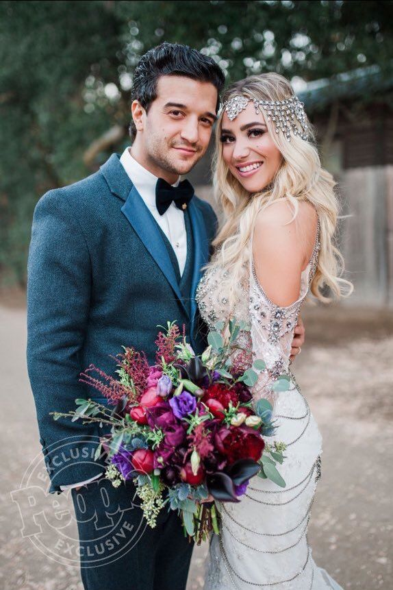 ~Mark Ballas and BC Jean ~ She also has a beautiful voice and the both are such great dancers.