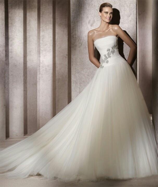 Wedding Dress | Princess dress | http://www.rosamellovestidos.com