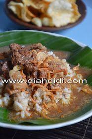 Diah Didi's Kitchen: Nasi Gandul