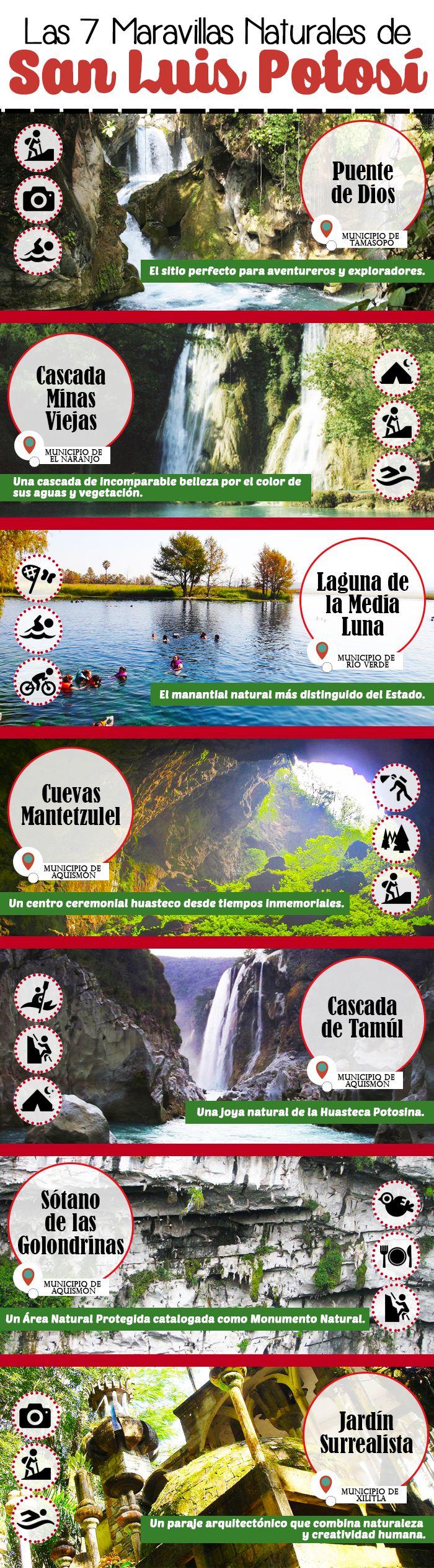 Maravillas Naturales en San Luis Potosí
