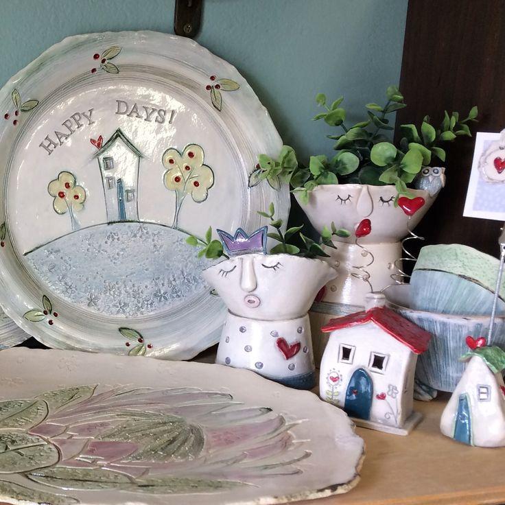 Handmade ceramics by Eleanor Gillitt