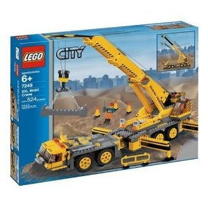 LEGO City XXL Mobile Crane 7249