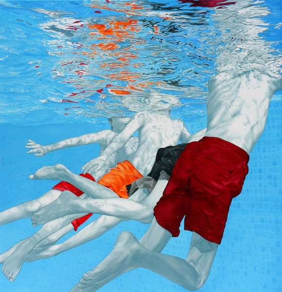 Pool 3 by Nina Nolte
