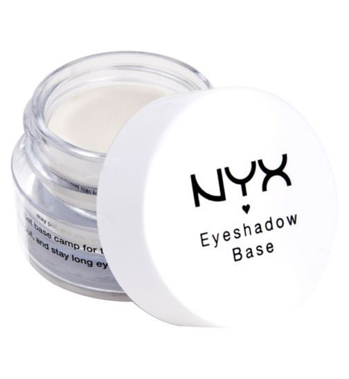 NYX Eye Shadow Base 23g - Boots NYX Eye Shadow Base 23g 10207803 £5.50 or 550 points