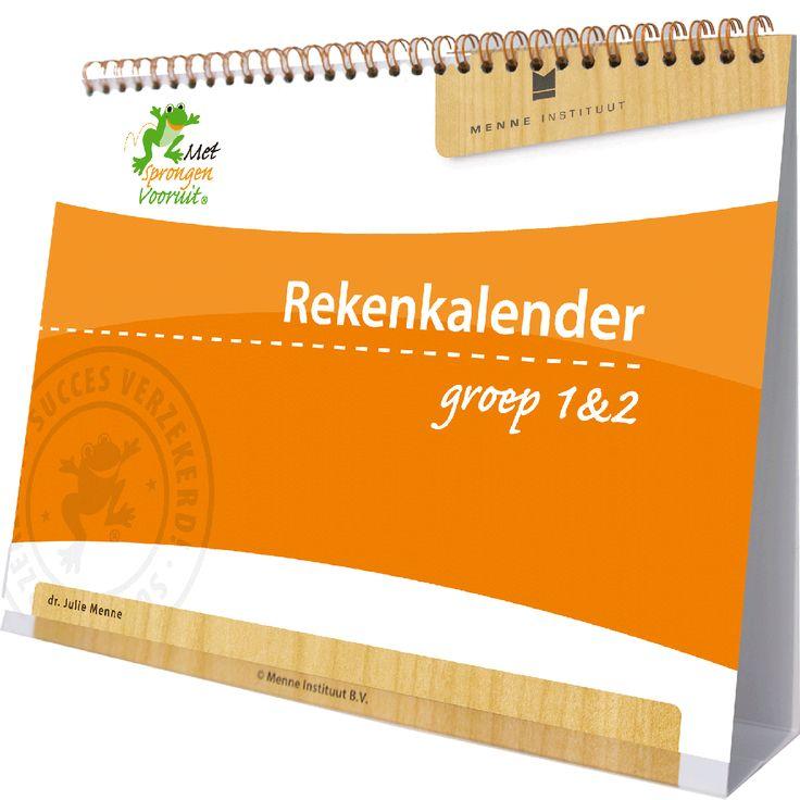 groep 1&2 Rekenkalender