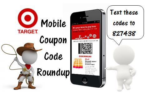 Target Text Codes as of 4-25 ~ List of Codes & Mobile Coupons   get the list here ► http://www.thecouponingcouple.com/target-text-codes-as-of-4-25-list-of-codes-mobile-coupons/