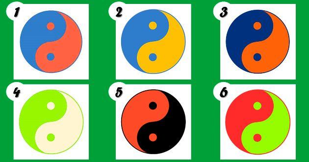 EL TEST DEL YIN YANG - Elige uno y descubre su significado. - ShekinahMerkaba