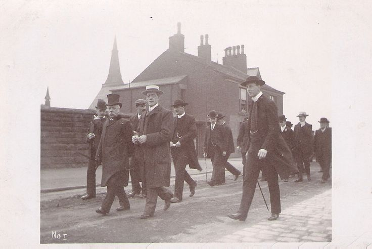 History of Little Hulton - Whit walks