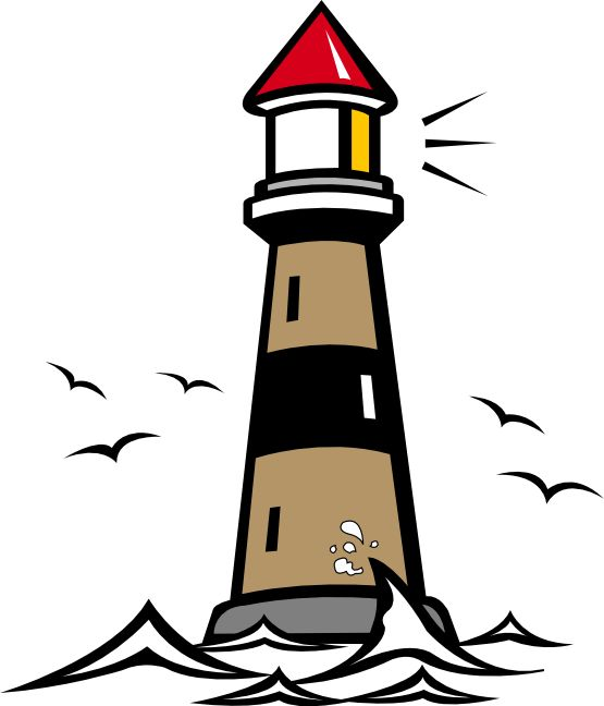Lighthouse Clipart Public Domain | Clipart Panda - Free ...