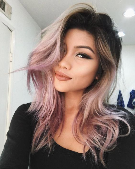 Top Korean Layered Hairstyle Fastion 2020