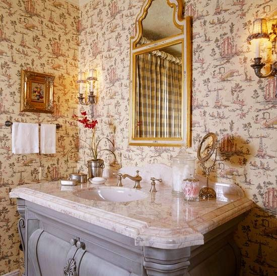 Country French Bathrooms: 17 Best Images About Interior Design On Pinterest