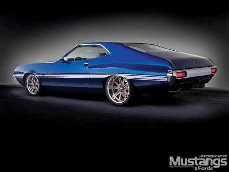 1972 Ford Gran Torino - Modified Mustangs & Fords Magazine
