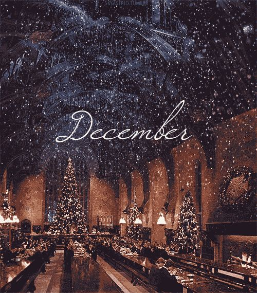 Proof That Hogwarts is the Best Place on Earth to Celebrate Christmas