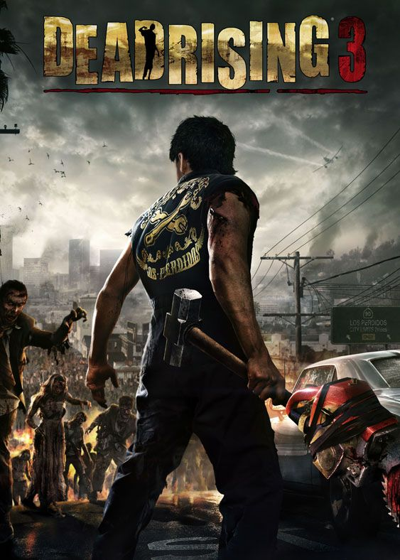 I'm actually loving this game so much right now, compared to Dead Rising 1 and 2 it's much, much better. The frame rate and share capacity of Zombies on screen is remarkable!