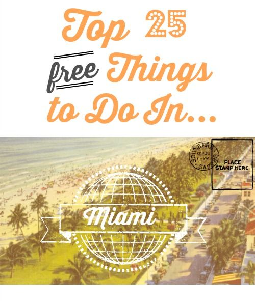 things to do miami memorial day weekend