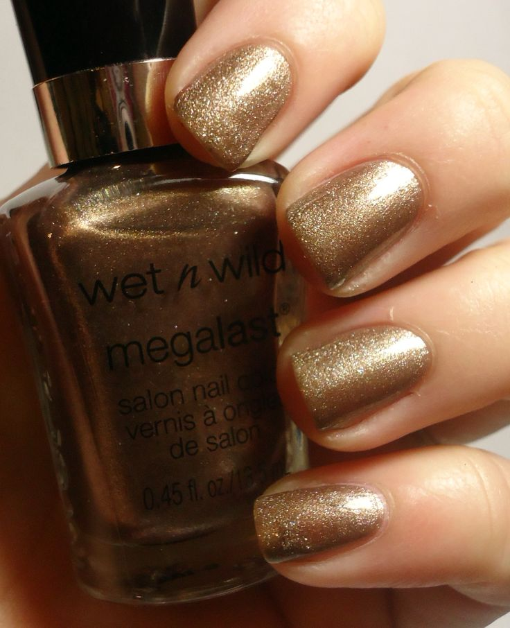 Metallic Gold Nail Polish: 25+ Best Ideas About Metallic Gold Nail Polish On